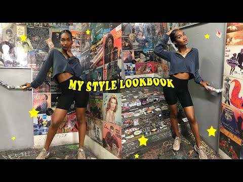 MY STYLE LOOKBOOK  tatyana ali