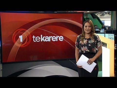 TVNZ1, Te Karere. 2018.