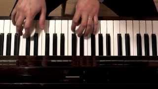 """Музыка из к/ф """"Шерлок Холмс и доктор Ватсон"""" - Увертюра (real piano cover)"""