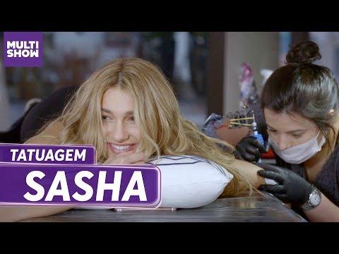 Tatuagem | Sasha | Fernanda Souza | Vai Fernandinha