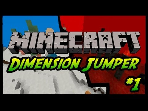 minecraft dimension jumper ep 1 heaven and hell youtube. Black Bedroom Furniture Sets. Home Design Ideas