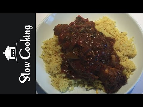 This Slow Cooker Lamb Shank Curry Came Out Better Than We Expected