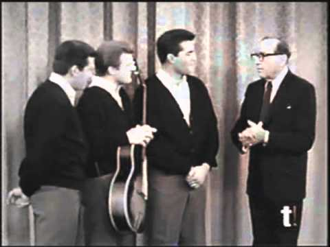 Jack Benny Program Dennis Day owns The Lettermen