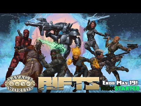 Savage Rifts® Actual Play