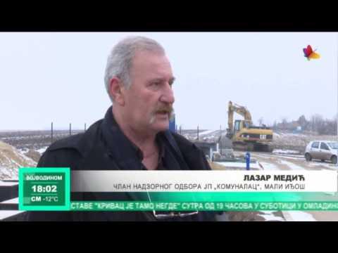 Novo komunalno preduzeće u Opštini Mali Iđoš