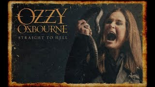 Ozzy Osbourne Straight To Hell (HQ)