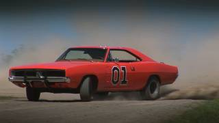 GENERAL LEE VS THE BANDIT TRANS AM - BEST CAR CHASE EVER !!!