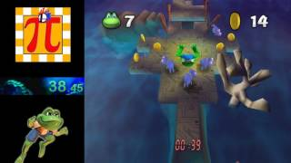 Frogger Beyond (PC) UnderWater 2 Time Attack in 1:20.66