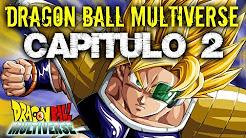 DRAGON BALL MULTIVERSE ESPAÑOL CAPITULO 2