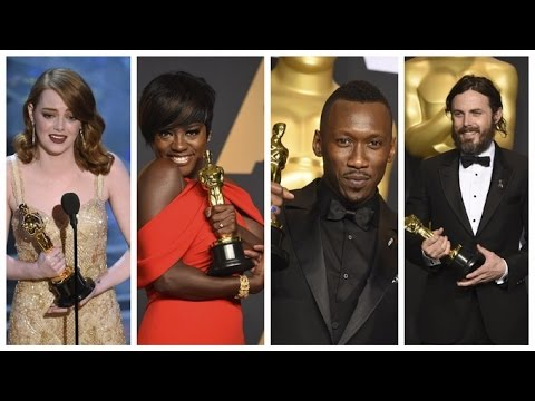 Oscars 2017 : COMPLETE WINNERS LIST