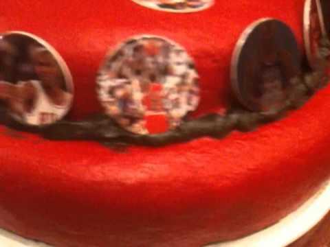 Michael Jordan Birthday Cake YouTube