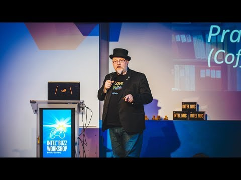 How to Pitch Perfect   Intel® Buzz Workshop Berlin 2018