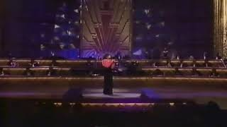 "Whitney Houston - ""One Moment In Time"" Live 1990 (Tribute To Sammy Davis Jr)"