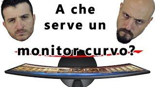 MONITOR CURVI, A CHE SERVONO?