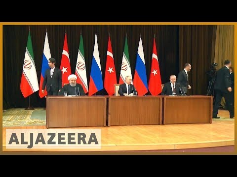 🇸🇾 Russia, Iran, Turkey discuss post-war scenario in Syria talks | Al Jazeera English