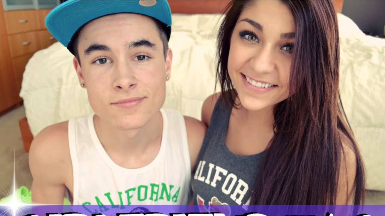 Andrea Russett Discusses Kian Lawley Break-Up, Dating Jack ...