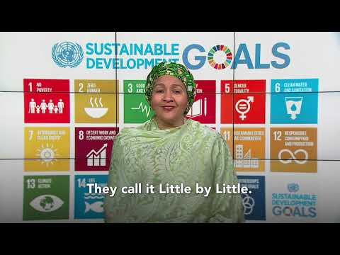 A Global Call to Action | A Message from the UN Deputy Secretary-General, Ms. Amina J. Mohammed