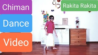 Rakita Rakita Song   Jagame Thandhiram Movie   Chiman Dance Cover   Dhanush   Santosh Narayanan