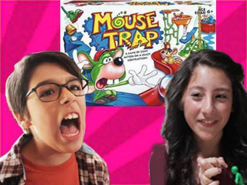 MOUSETRAP NEVER WORKS (BEHIND THE SCENES)