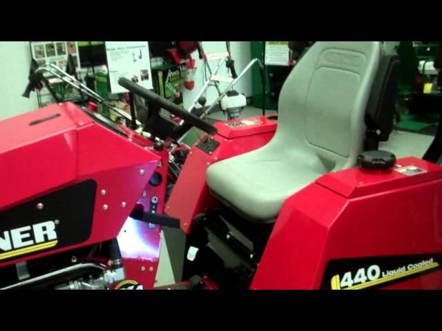 Steiner 440 Lawn Tractor   Steiner Lawn Tractors: Steiner
