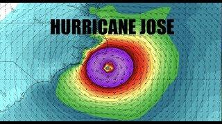 NEW - JOSE - Forecast models show East Coast Impact - Major Storm