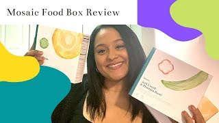 Trying Mosaic Foods | PlantBased Food Box Subscription