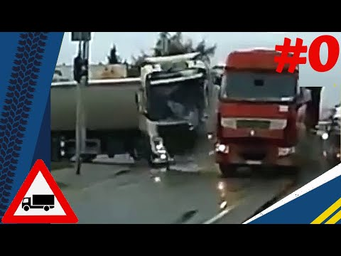 🚛 LKW-UNFÄLLE ⚠️ #0   Das schlechteste Video auf diesem Kanal