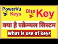Biss Key &  Power Vu क्या है |