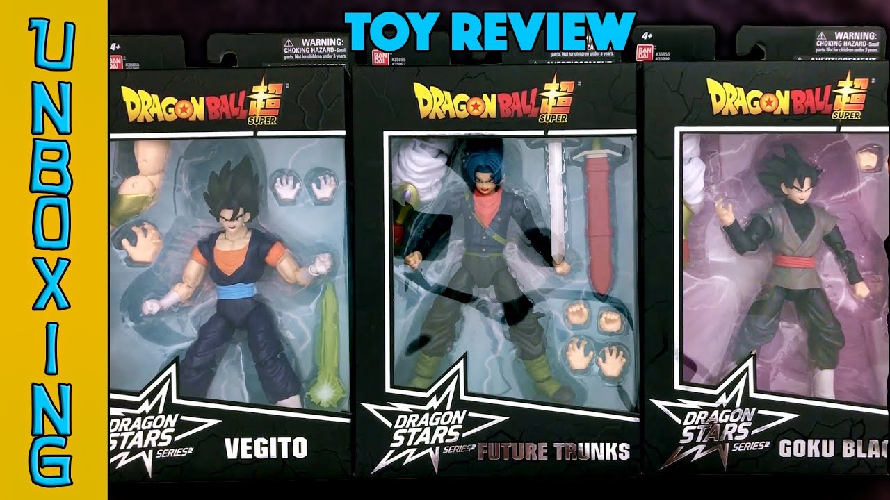 d23da839feac2 TOY REVIEW! Unboxing Dragon Ball Super Dragon Stars Series 8 - Bandai  Action Figures