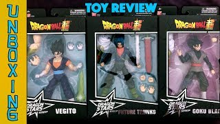 Dragon Ball Super Bandai Figure Dragon Stars Series Future Trunks
