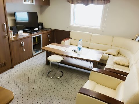 Cabins/ Accommodation onboard for all ranks