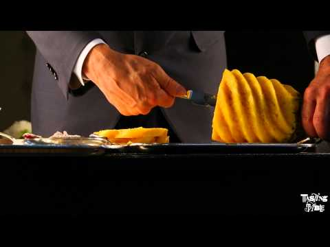 How to Cut a Pineapple | Cooking | Tasting Table