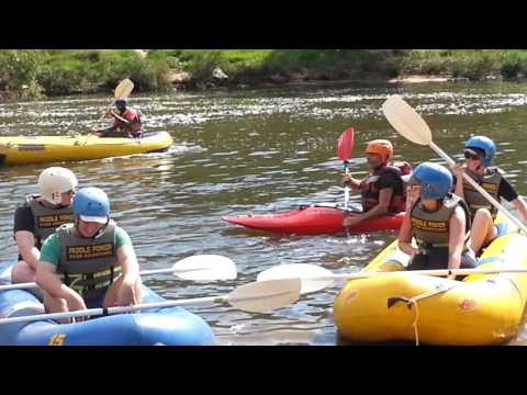 Paddle Power Rafters 23 April 2016