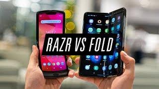 Download Moto razr vs Galaxy Fold — какой круче? Mp3 and Videos