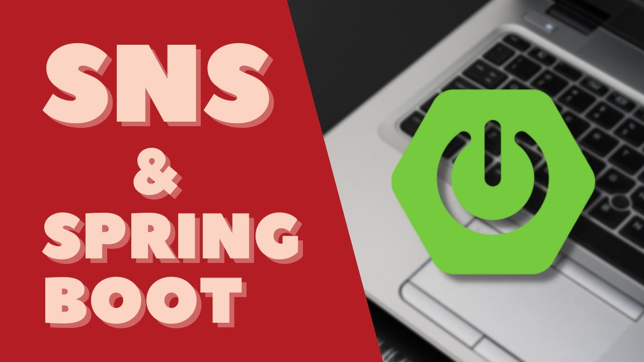 Amazon Simple Notification Service (SNS) with Spring Boot