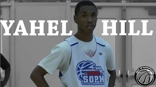 Yahel Hill is a VERSATILE PG -- 2018 Ohioan shines at 2015 Super Sophomore Camp