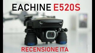 EACHINE E520S RECENSIONE Italiana Completa ( Unboxing, Funzioni, Prova di Volo e Prezzo )
