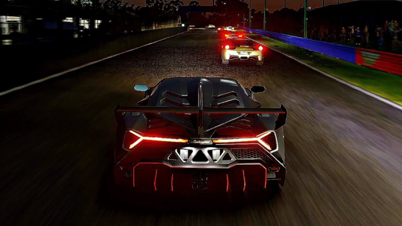 Gran Turismo Sport - Gameplay Lamborghini Veneno @ Mount Panorama [1080p 60fps] - YouTube
