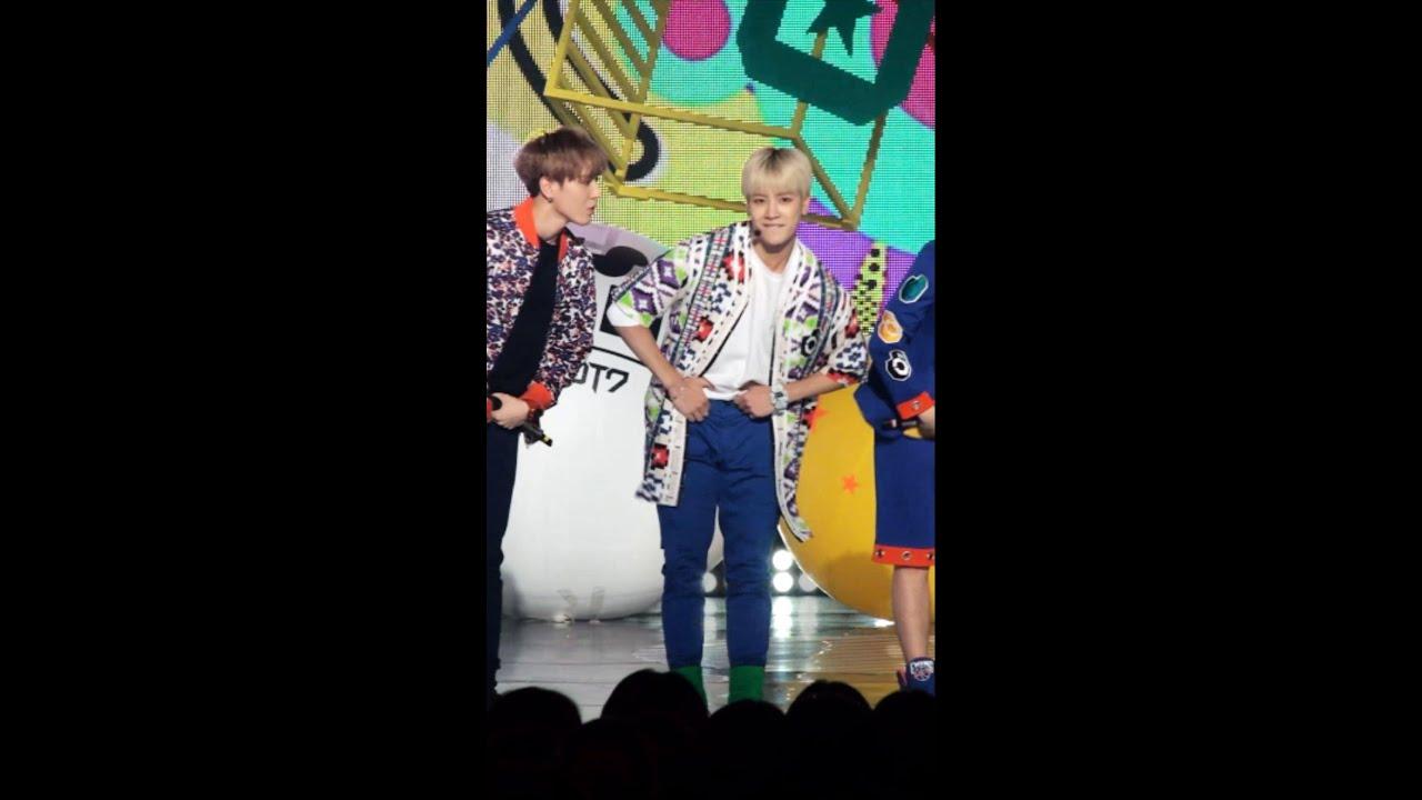"""Jackson ̧ìº Fancam Got7 ˔± Ì¢‹ì•"""" Just Right Stage Mbc Show Music Core Youtube"""