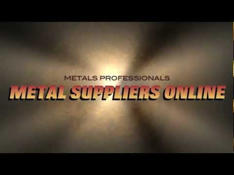 Metal Suppliers Online - Now Playing!