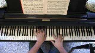 "(2/6) BACH: ""Little Prelude"" in C Minor (BWV 934)"