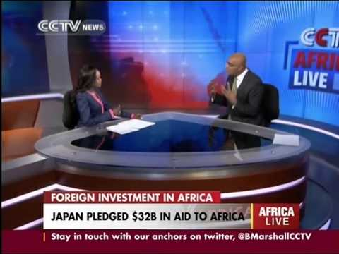 Foreign Investment in Africa - China v Japan