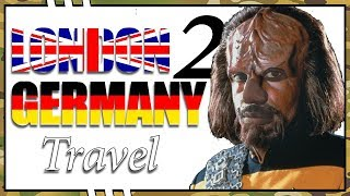 A Long Haul Travel Trafficking | London to Germany