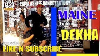 MAINE TUJHKO DEKHA (Golmaal Again) | Dance Choreography By Amit Sagar