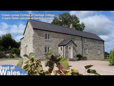 Detached Cottage With A Hot Tub In North Wales Countryside | Denbigh Cottage