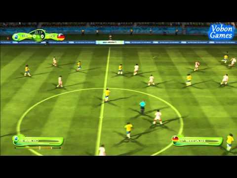 Прямая трансляция Бразилия – Германия (Футбол. Чемпионат