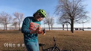 안녕하세요, 초보유튜버 권영학코치 입니다.산악자전거 테크닉을 주제로 영상을 담고 있으며, 저는 현재 캐나다 몬트리올에서 3년째 살고 있습니다.많은, 좋은 정보 함께 공유 했으면 좋겠습니다.아나씩 배워 나가도록 노력 하겠습니다.감사합니다.