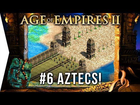 Kicking Out Cortes! - Age Of Empires 2 HD ► #6 Broken Spears - [AoE Aztec Campaign Gameplay]