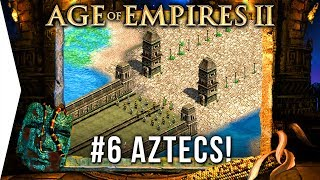 Kicking Out Cortes! - Age of Empires 2 HD ► #6 Broken Spears - [Aztec Campaign Gameplay]
