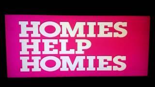 Cartoon Network Homies Help Homies